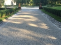 paving contractor for oil and chip