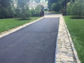 residential driveway pavement